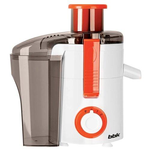 Соковыжималка BBK JC060-H11 оранжевый/белый
