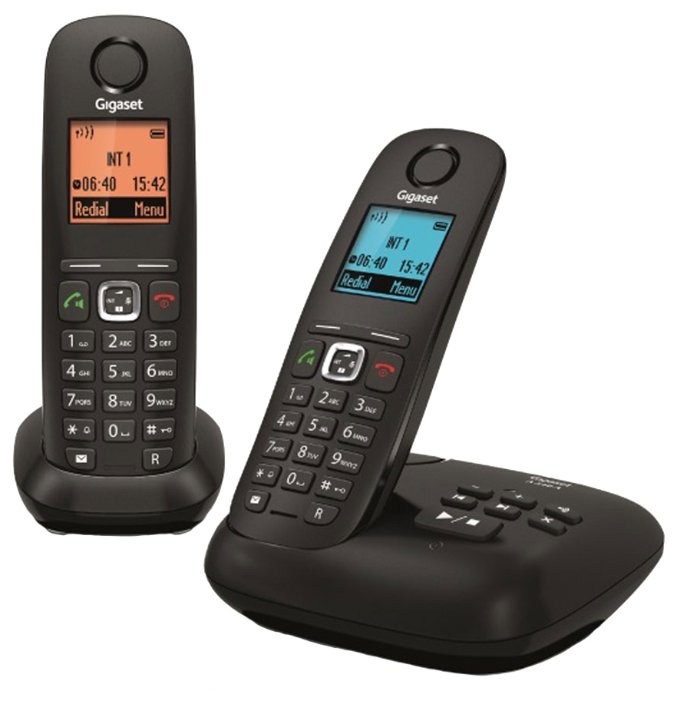 Gigaset Радиотелефон Gigaset A540A Duo