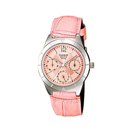 Наручные часы CASIO LTP-2069L-4A casio часы casio ltp e117g 9a коллекция analog
