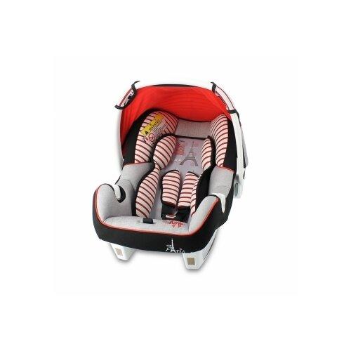 Купить Автокресло-переноска группа 0+ (до 13 кг) Nania Trona, bonjour red, Автокресла