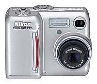 Фотоаппарат Nikon Coolpix 775
