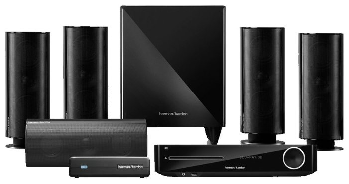 Harman/Kardon BDS 877