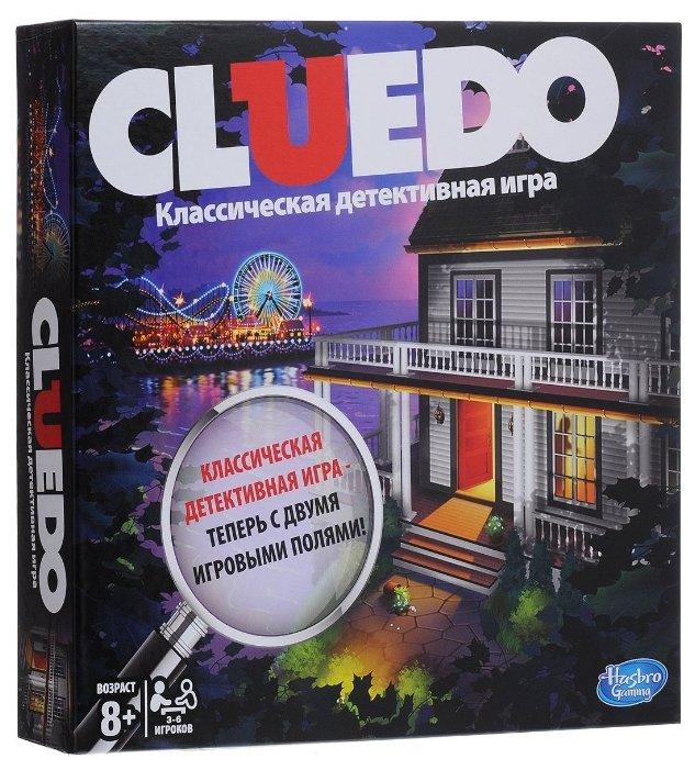 Настольная игра Hasbro games Клуэдо A5826