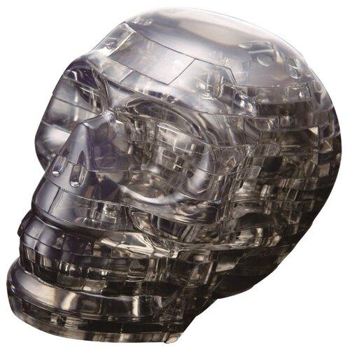 3D-пазл Crystal Puzzle Черный череп (90217) 49 дет..