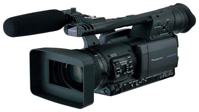 Сравнение с Panasonic AG-HMC154