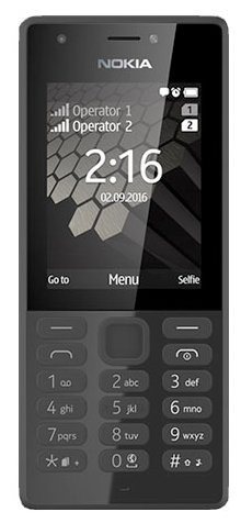 Телефон Nokia 216 Dual Sim фото 1