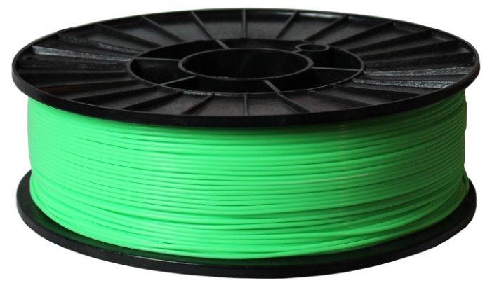 ABS+ пруток СТРИМПЛАСТ 1.75 мм зеленый люминесцентный