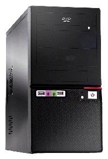 Компьютерный корпус KIMPRO M003 350W Black
