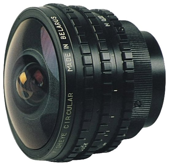 Объектив БелОМО MC 8mm f/3.5 Canon EF