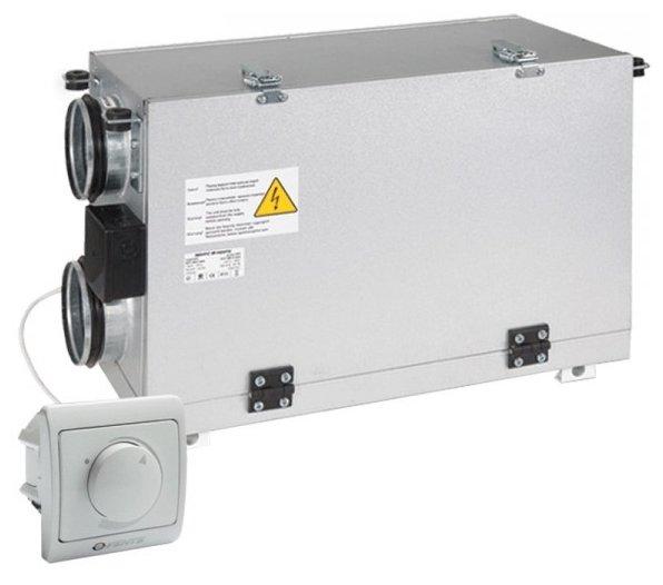Вентиляционная установка VENTS ВУТ 200 Г мини EC
