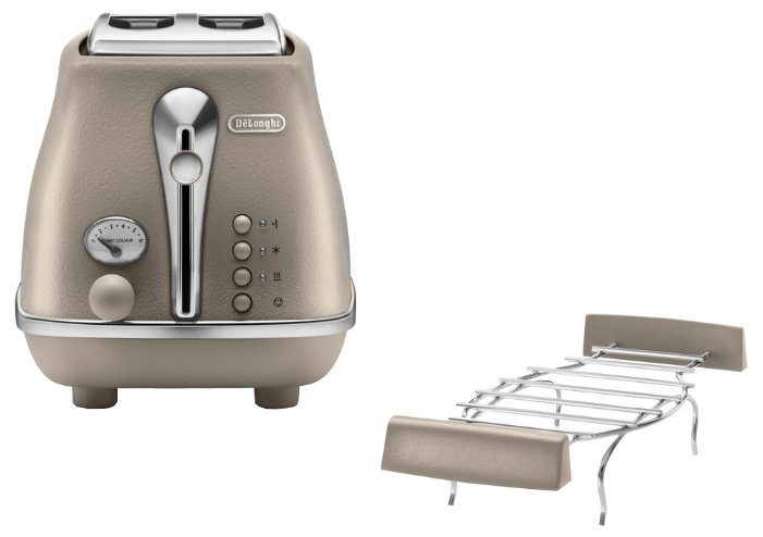 Тостер DeLonghi CTOE 2103 Red