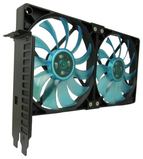 Система охлаждения для видеокарты GELID Solutions PCI Slot Fan Holder