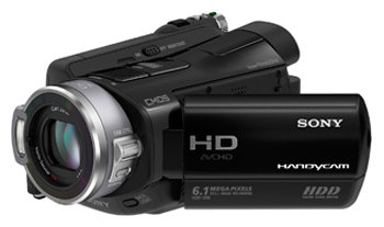 Sony HDR-SR8E