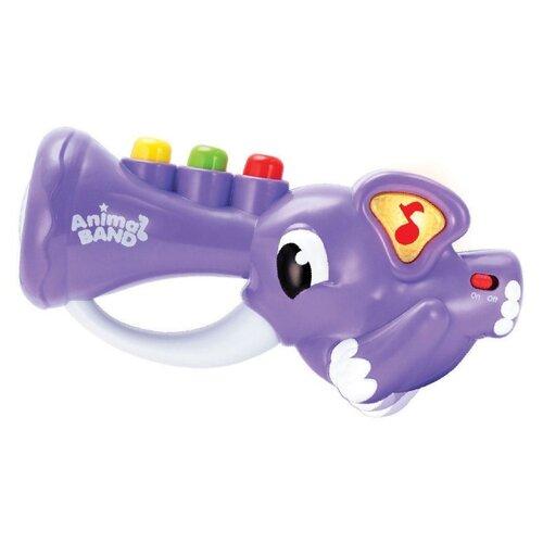 Интерактивная развивающая игрушка Keenway Слоник-трубач keenway keenway набор инструментов защитные очки электропила молоток инструменты