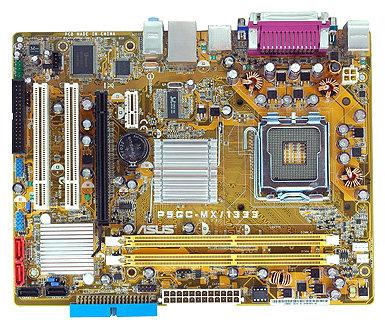 ASUS P5GC-MX/1333