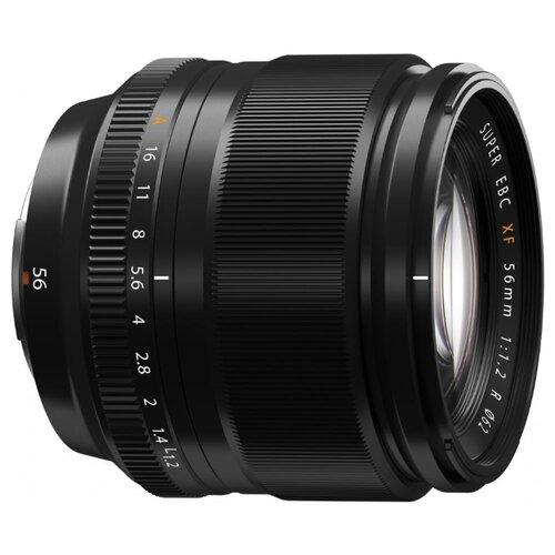 Фото - Объектив Fujifilm XF 56mm f/1.2 R объектив viltrox af 56mm f 1 4 fujifilm x mount черный