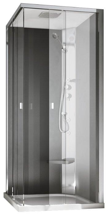 Душевая кабина Hafro Sound Idro Integra 100x80