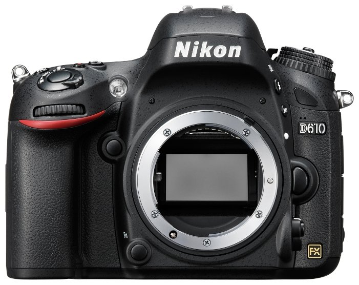 Nikon Зеркальный фотоаппарат Nikon D610 Body