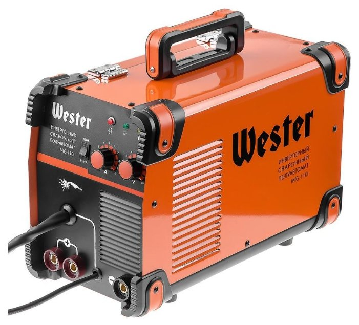 Сварочный аппарат Wester MIG-110i (MIG/MAG, MMA)