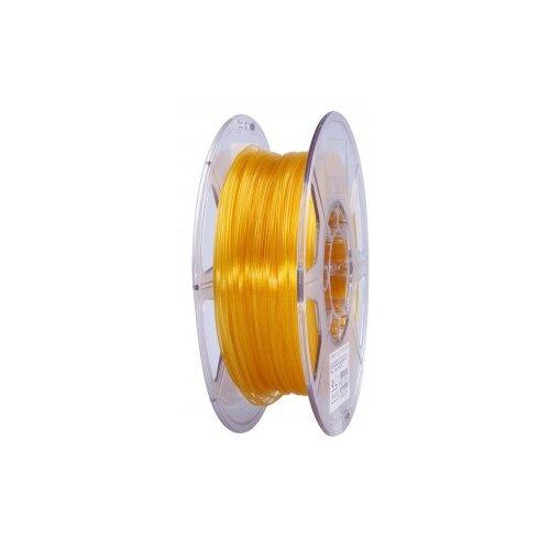 Фото - PLA пруток ESUN 1.75 мм, 1 кг, оранжевый pla пруток esun 1 75 мм желтый 1 кг