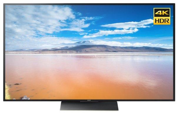 4К HDR телевизор Sony KD-65ZD9