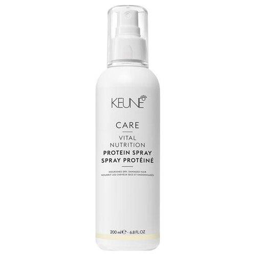 Keune Vital Nutrition Кондиционер-спрей протеиновый Основное питание для волос, 200 мл купить краску для волос keune