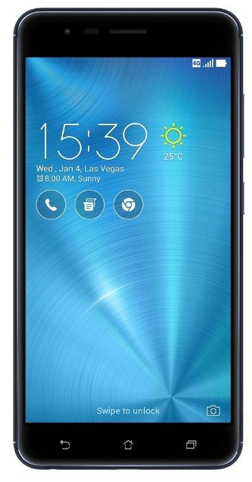 Asus ZenFone 3 Zoom ZE553KL 128Gb (2Sim) Чёрный