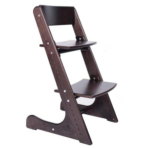 Фото - Растущий стульчик Конек Горбунёк Универсальный венге детский растущий стул из бука конёк горбунёк