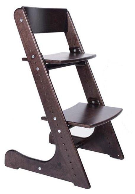 Купить Растущий стульчик Конек Горбунёк Универсальный венге по низкой цене с доставкой из Яндекс.Маркета (бывший Беру)