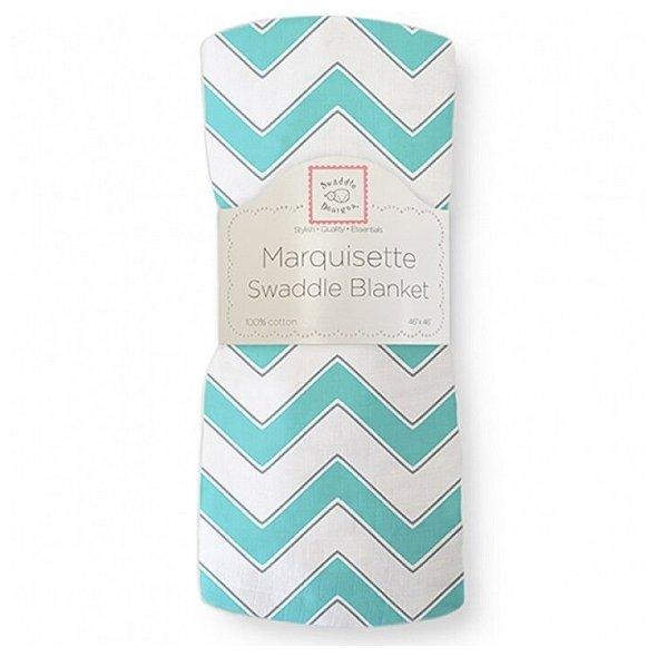 Многоразовые пеленки Swaddle Designs тонкая Маркизет 118х118