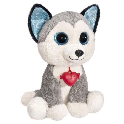 Купить Мягкая игрушка Fancy Хаски Фенсик с сердечком 22 см, Мягкие игрушки