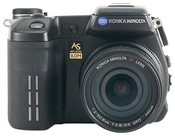 Фотоаппарат Konica Minolta DiMAGE A2