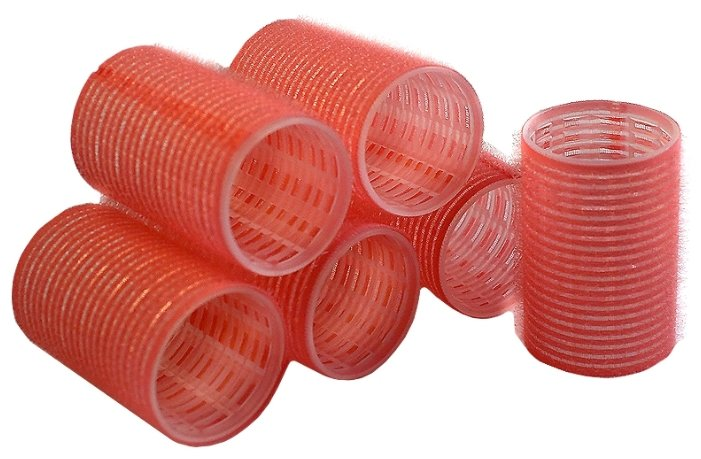 Бигуди-липучки Sibel Velcro 4165049 (43 мм)