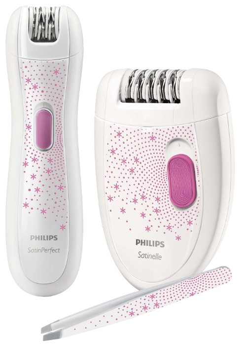 Philips Эпилятор Philips HP6549 Satinelle