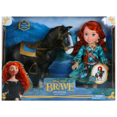 Кукла JAKKS Pacific Disney Princess Мерида 37 см 76282