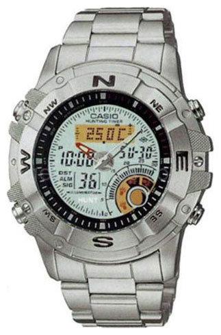 Японские часы Мужские спортивные наручные часы Casio AMW-704D-7A