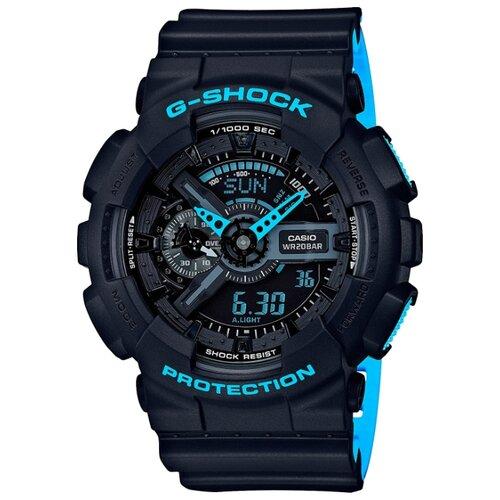 Наручные часы CASIO GA-110LN-1A casio casio ga 110ln 1a