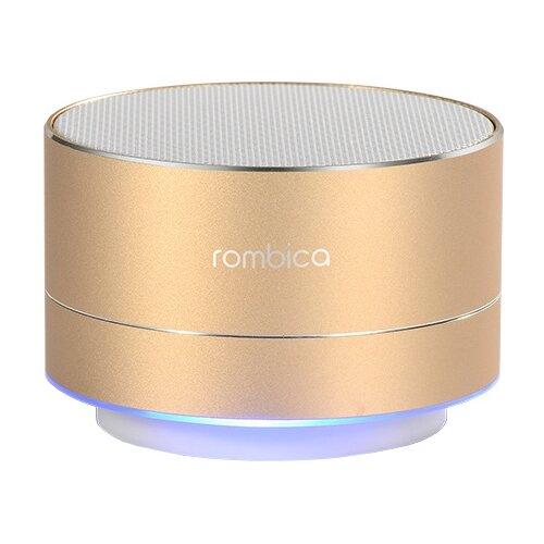 Купить Портативная акустика Rombica mysound BT-03 желтый