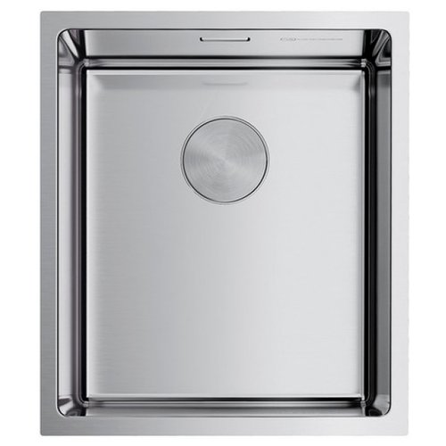Фото - Интегрированная кухонная мойка 38 см OMOIKIRI Taki 38-U/IF-IN нержавеющая сталь кухонная мойка omoikiri taki 44 u if lg 4973520