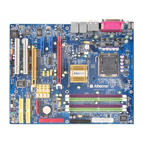 Albatron PX915P Marvell LAN Driver for Mac