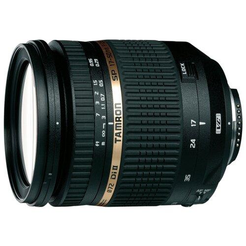 Объектив Tamron SP AF17-50mm F/2.8 XR Di II VC LD Aspherical (IF) (B005N) Nikon F черный