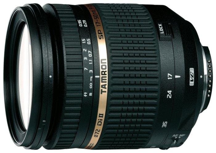Tamron SP AF 17-50mm f/2.8 XR Di II LD VC Aspherical (IF) (B005E) Nikon F