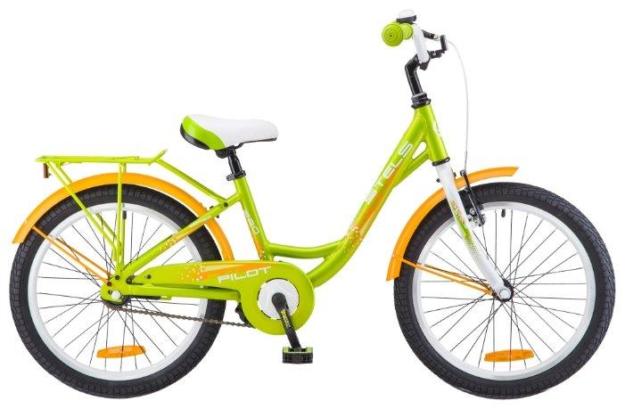 Подростковый велосипед STELS Pilot 220 Lady 20 V010 (2018)