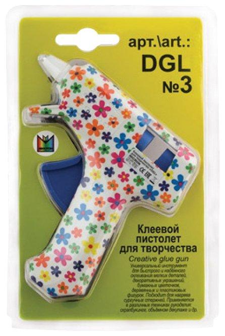 Клеевой пистолет Micron DGL 03