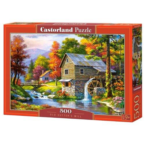 Купить Пазл Castorland Old Sutter's Mill (B-52691), 500 дет., Пазлы