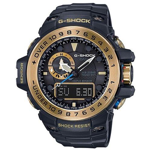 Наручные часы CASIO GWN-1000GB-1A цена 2017