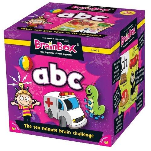 Купить Настольная игра BrainBox Сундучок знаний АВС 90020, Настольные игры