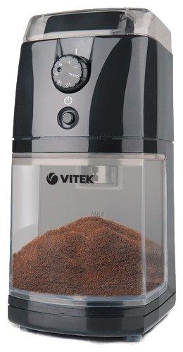 Vitek VT-1548, Black кофемолка