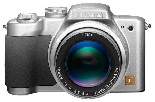 Фотоаппарат Panasonic Lumix DMC-FZ4