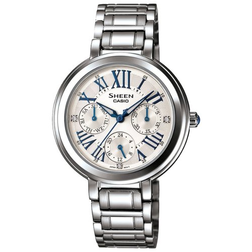 Наручные часы CASIO SHE-3034D-7A casio she 3048pgl 7a